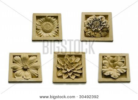 Stone Flora Collection (small Size)
