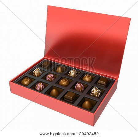 A Box Of Chocolates