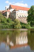 Medieval European Castle poster
