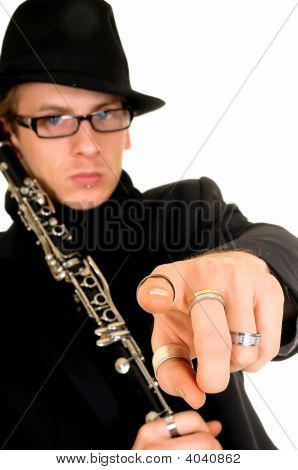 Music Performer, Clarinet