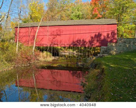 Pine Valley Covered Bridge 2