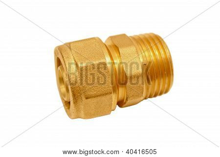 Adapter For Plastic Pipes