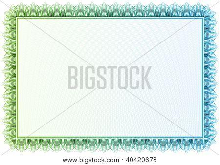 Patrón que se utiliza en la moneda y diplomas