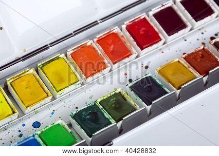 Artistic Aquarell Paints