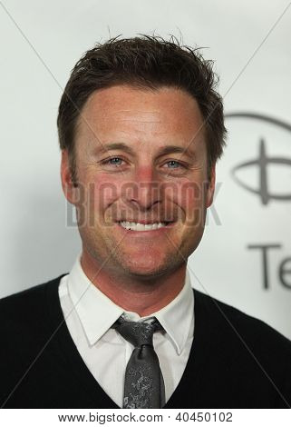 LOS ANGELES - JAN 10:  CHRIS HARRISON ABC All Star Winter TCA Party 2012  on January 10, 2012 in Pasadena, CA