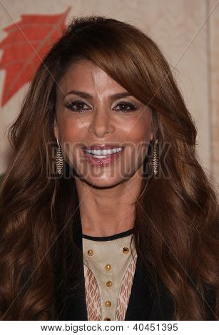 LOS ANGELES - AUG 12:  Paula Abdul arriving to FOX Fall Eco-Casino Party 2011  on August 12, 2011 in Culver City, CA