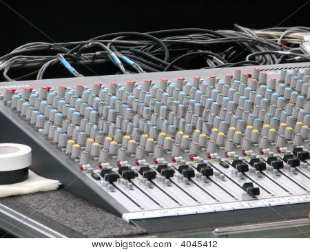 Soundboard For Musical Entertainment