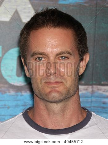 LOS ANGELES - JUL 23:  Garret Dillahunt arriving to FOX All-Star Party 2012  on July 23, 2012 in West Hollywood, CA
