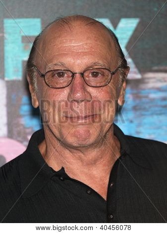 LOS ANGELES - JUL 23:  Dayton Callie arriving to FOX All-Star Party 2012  on July 23, 2012 in West Hollywood, CA