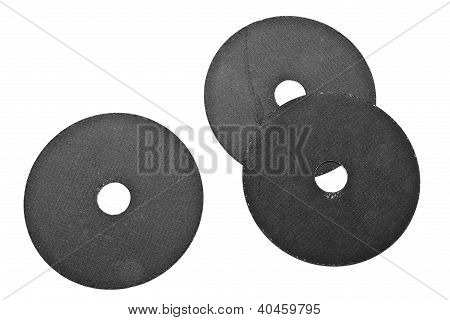 Abrasive Disk For Metal Cutting