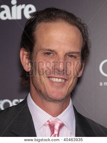 LOS ANGELES - JUN 01:  Peter Berg arrives to the Chrysalis Butterfly Ball 10th Anniversary  on June 01,2011 in Los Angeles, CA