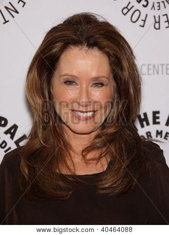 LOS ANGELES - AUG 10:  MARY McDONNELL arriving to An Evening with