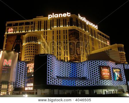 Hotel And Casino In Las Vegas
