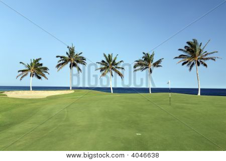 Beach Golf Course, Kona, Hi