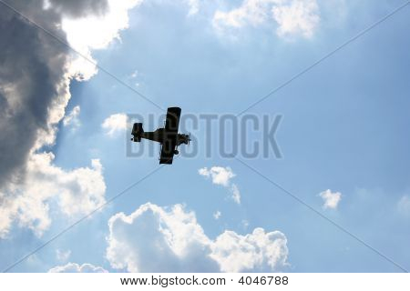 Cropduster Silhouette