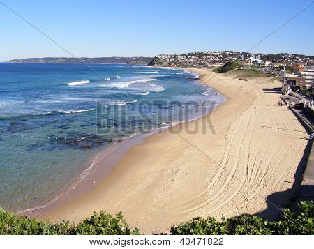 Bar Beach Newcastle NSW Australia