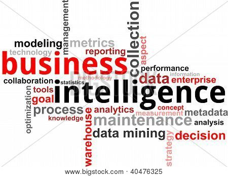 Word Cloud - Business Intelli...