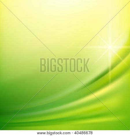 Green silk backgrounds