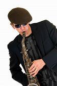 Music Performer, Saxophone