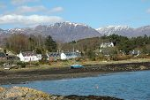 pic of carron  - Plockton and Loch Carron - JPG