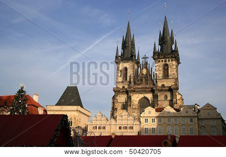 Praha - Prague, The Capital City Of The Czech Republic