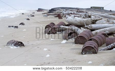 Drums On Arctic Coast