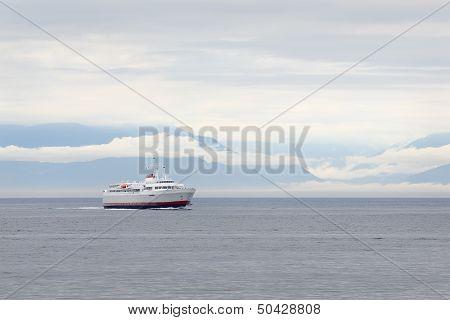 Coho Ferry, Washington State, Olympic Peninsula