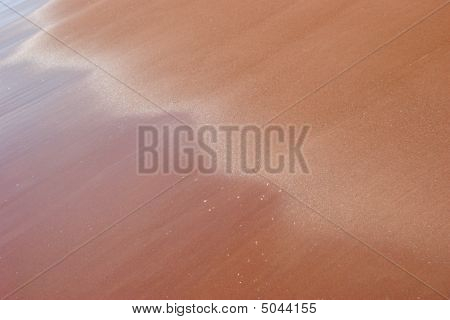 Smooth Red Sand
