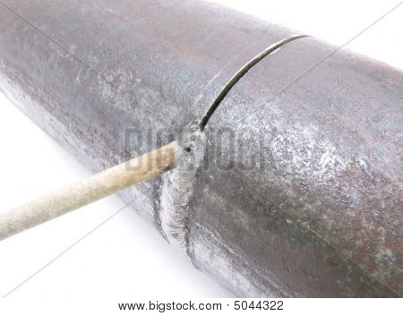 The Welding Of The Pipe