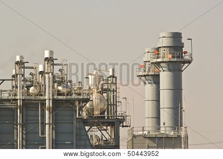 Natural Gas Combined Cycle Power Plant