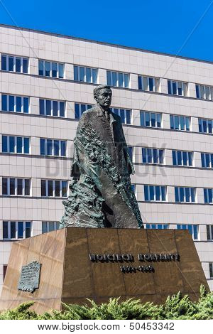 Monument to Wojciech Korfanty