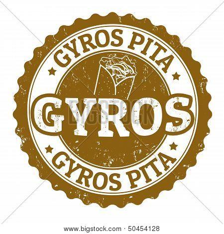 Gyros Sign