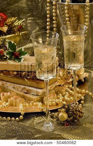 Christmas Nougat