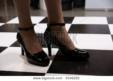 Patent-leather Shoes