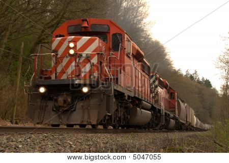 A Long Freight Train