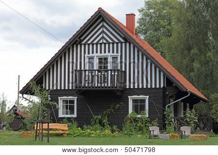 Cottage In The Spreewald In Germany