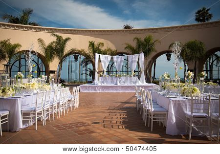 Beautiful Outdoor Wedding Venue