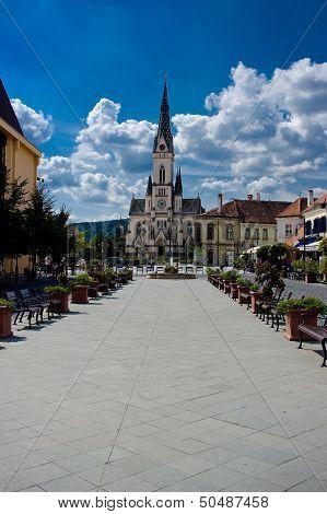 Historic Square.