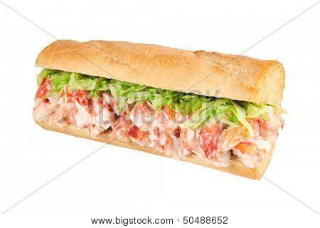 Lobster sub