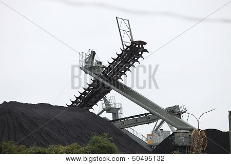 Open Cast Mining For Crushed Stone