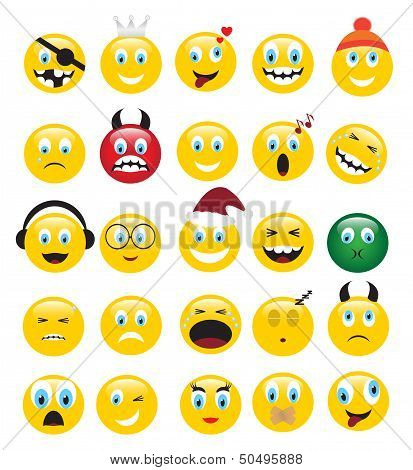 yellow emotions