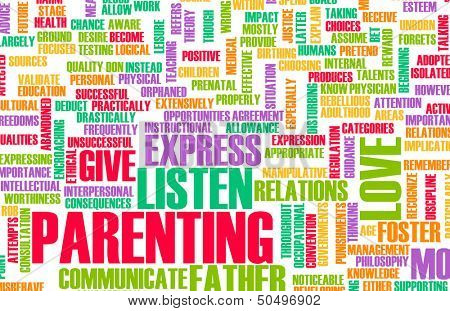 Good Parenting and Practices of Being in a Family