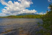 stock photo of acadian  - Mount Katahdin - JPG