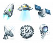 picture of spaceships  - Space - JPG