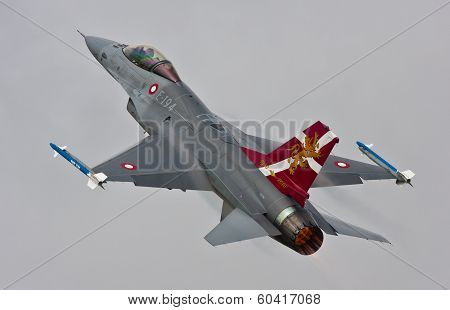 Dutch F-16 Fighting Falcon