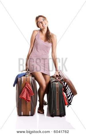 Traveller Woman