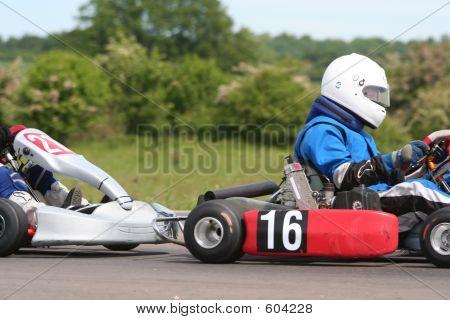 Rotax Racing Karts