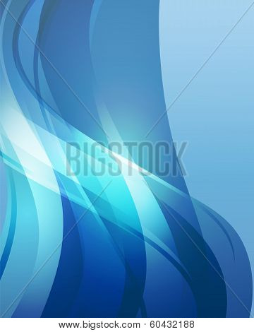 Abstract Blue Background 3