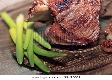 Roast Red Beef Meat