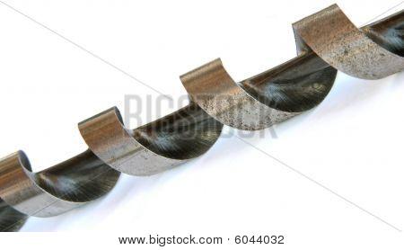Drill fragment